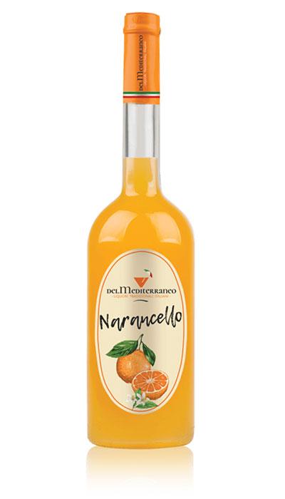 narancello licores tipicos italianos