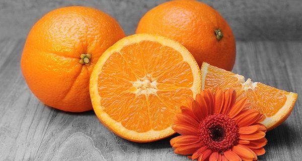 Licor de naranja con especias