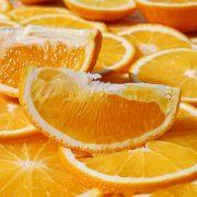 rodajas naranja licores tipicos italianos
